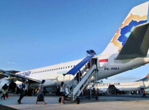 IAT Membantu Penambahan Penerbangan Jogja-Kalimantan
