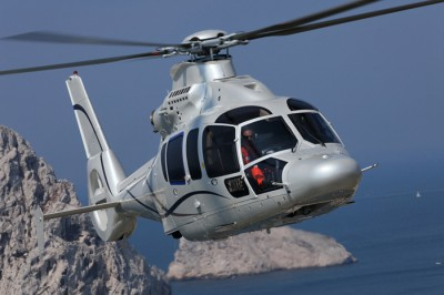Review Airbus Helicopter EC155-B1