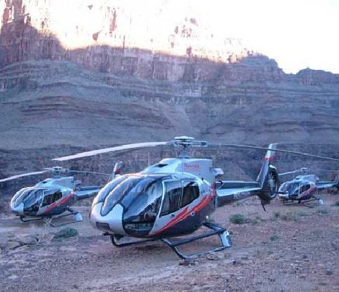 Travel Helikopter Las Vegas-Grand Canyon Dengan Maverick