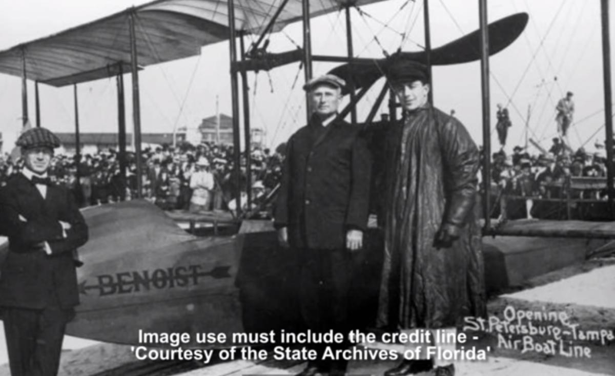 Sejarah Penerbangan Pertama Kali Di Dunia