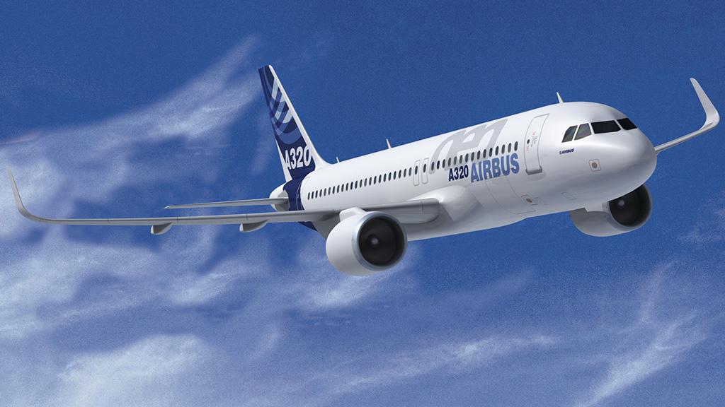 Airbus A320 Salah Satu Pesawat Unggulan Baru