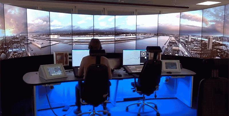 Bandara London Hadirkan Kontrol Jarak Jauh