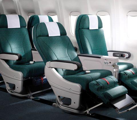 Cathay Pacific Tingkatkan Kuris Ekonomi Boeing