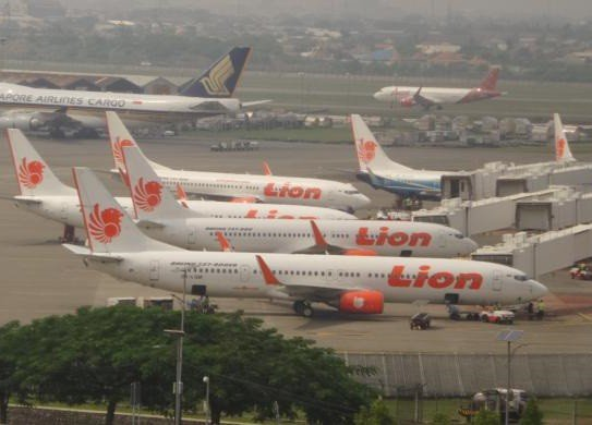 Lion Air Beli Pesawat Boeing