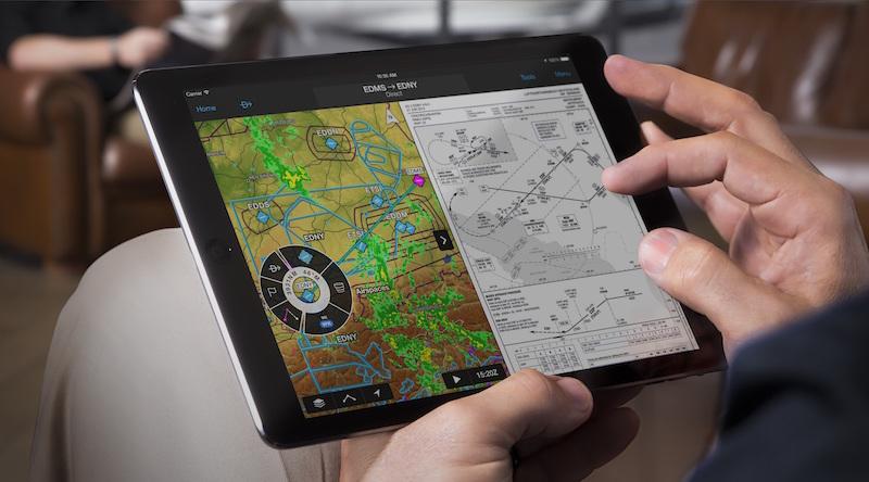 Aplikasi Garmin Pilot Tambah Fitur Baru