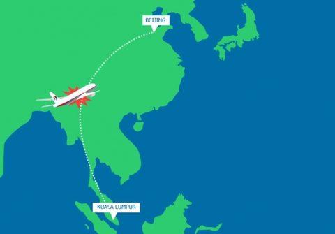 Hasil Penyelidikan MH370, Pilot Sengaja Menjatuhkan Pesawat