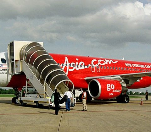 AirAsia dan Bandara Malaysia Berselisih Terkait Terminal Kinabalu