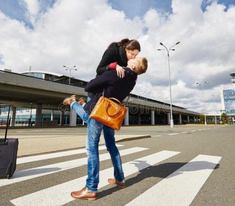 Bandara Ini Sediakan Kode Bagi Yang Ingin Memberi Kejutan