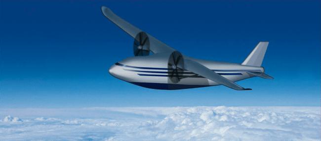 Konsep Pesawat Masa Depan