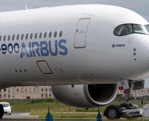 Air China Ambil Pengiriman Pertama Airbus A350-900