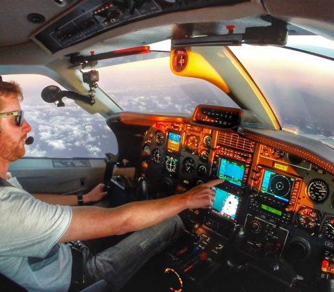 Boeing Kembangkan Pesawat Single-Pilot