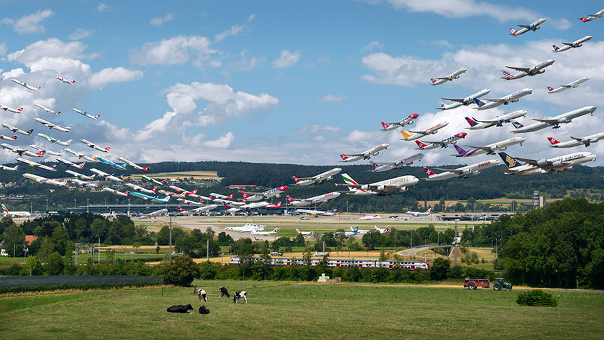 Jumlah Penerbangan Akan Meningkat 2 Kali Lipat Tahun 2037