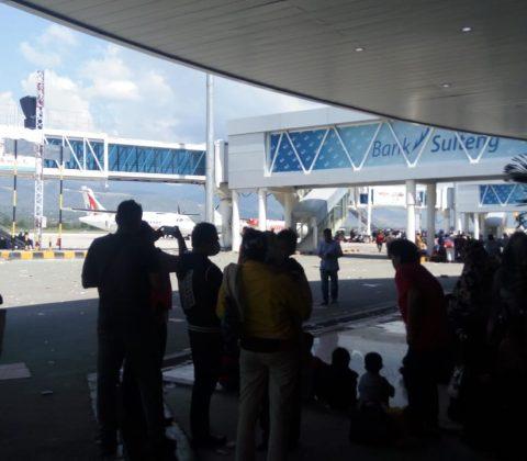 Janji Jokowi, Bandara Mutiara Bisa Beroperasi Lagi Dalam Waktu Dekat